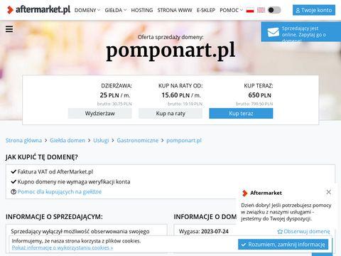 Pomponart.pl - blog SEO