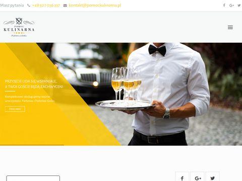 Pomoc Kulinarna - catering Warszawa