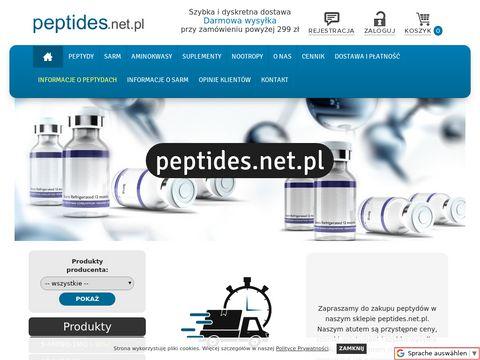 Peptydy.net.pl sklep