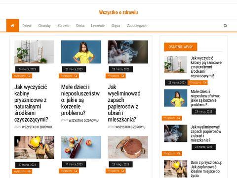Wszystkoozdrowiu.pl suplementy diety