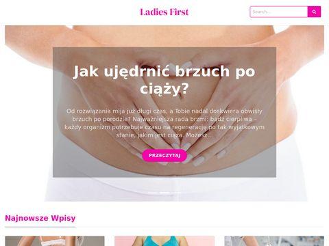Ladies First siłownia dla kobiet