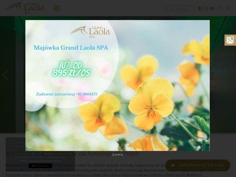 Laola Pobierowo apartamenty