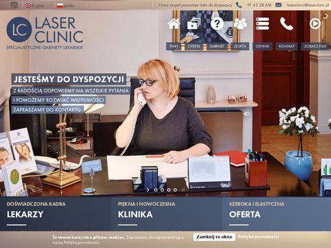 Laser Clinic leczenie cellulitu