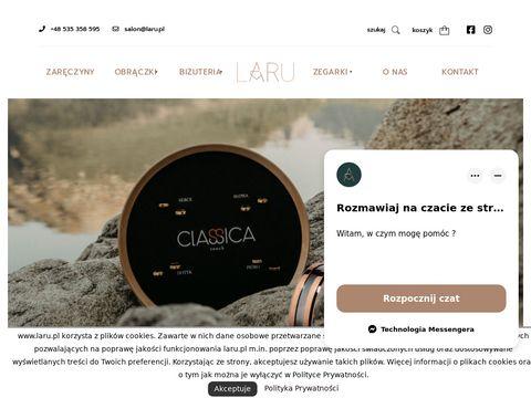 Laru.pl obrączki ślubne