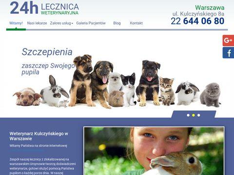 Lecznica-ursynow.waw.pl weterynarz