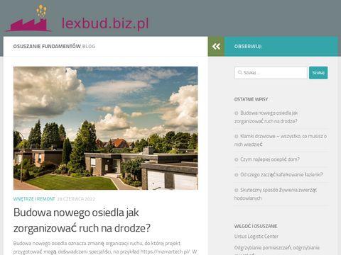 Lexbud.biz.pl - odgrzybianie ścian
