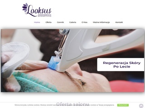 Looksus salon kosmetyki Opole