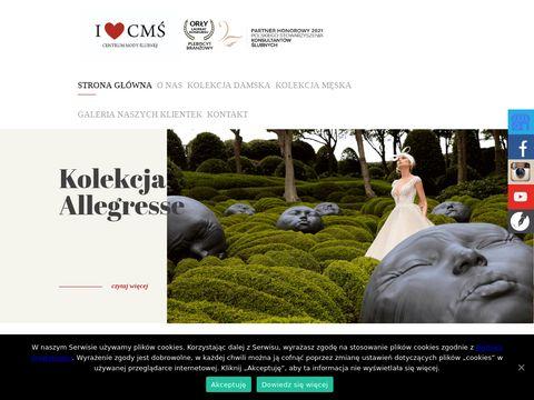 Love Cmś salon ślubny Szczecin