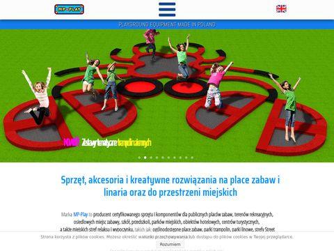 Mp-Play akcesoria na plac zabaw