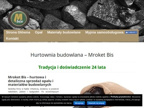 Mroket-Bis opał Osiek