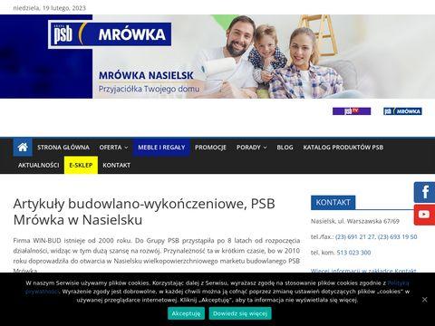 Mrowkanasielsk.pl