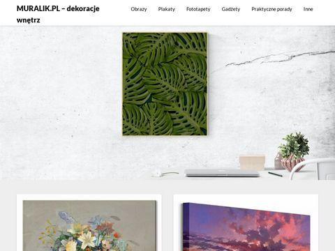 Muralik renowacja mebli Wrocław