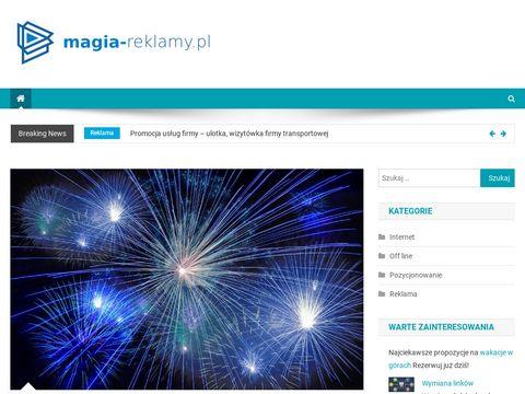 Agencja reklamowa Magia Reklamy