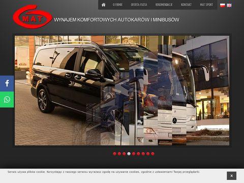 Mattransport.pl wynajem samochodów