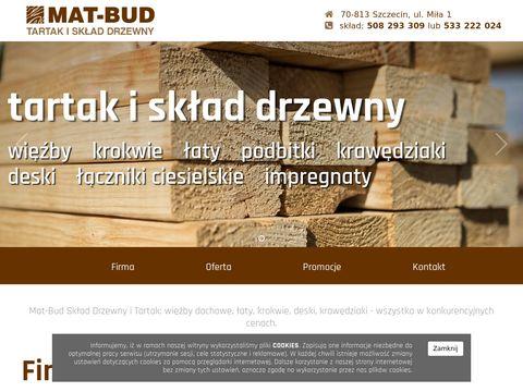 Mat-Bud deski podłogowe Szczecin