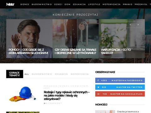 Master-com.pl artykuły lifestylowe