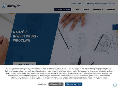 Mb Projekt kierownik budowy