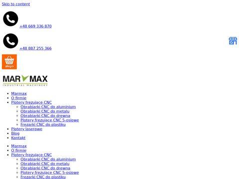 Marmaxcnc.pl
