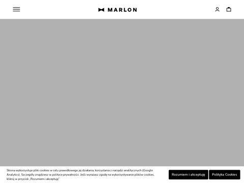 Marlon - szycie koszul na miarę