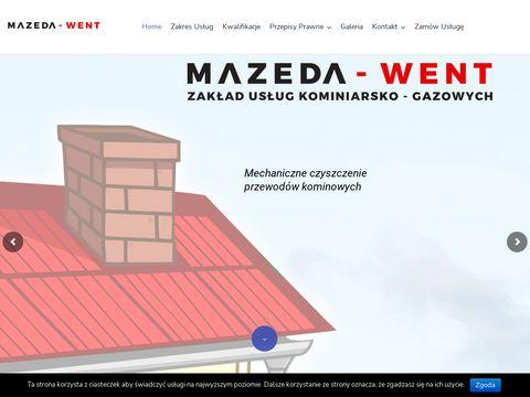 Mazeda-Went usługi kominiarskie