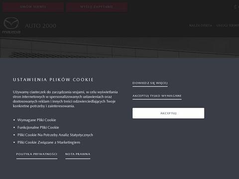 Mazda-warszawa-auto2000.pl