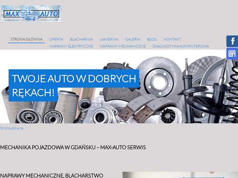 Max-Auto naprawy mechaniczne Gdańsk
