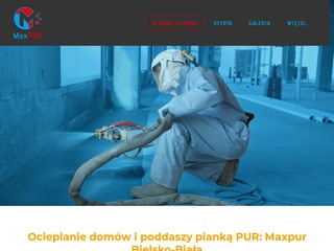 Maxpur.com.pl pianka pur