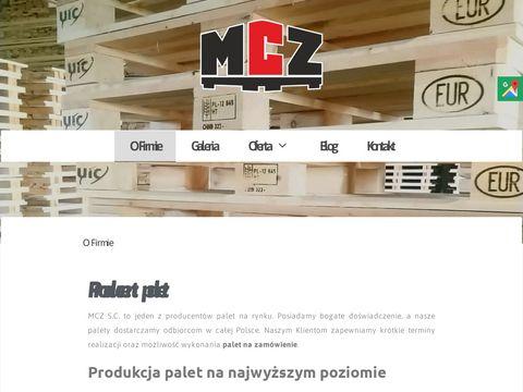 Mczpalety.pl