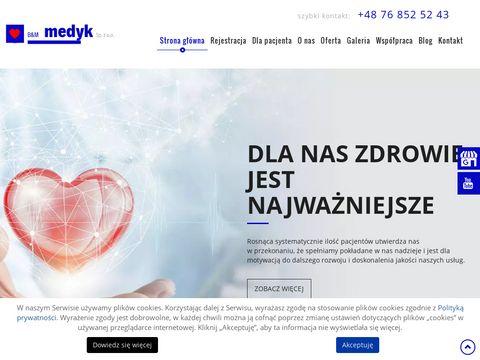 Medyk.legnica.pl