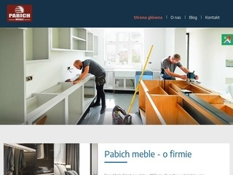 Meblepabich.com.pl garderoby