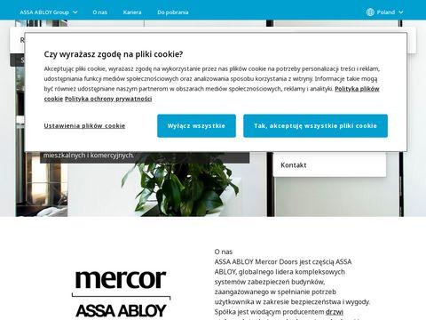 Assa Abloy mercor doors