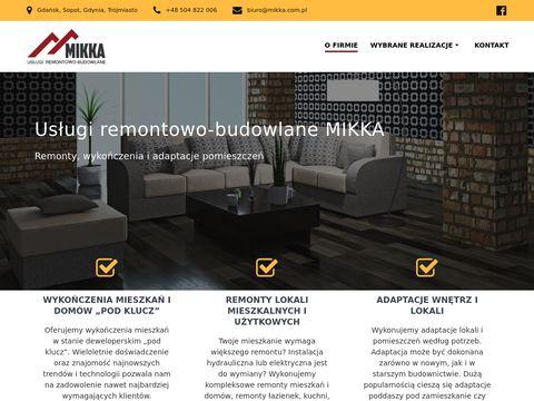 Firma remontowa Gdańsk