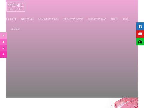 Monic Studio elektroliza