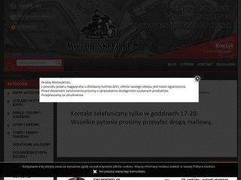Motor-sklep.pl - akcesoria