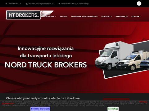 Nord Truck Brokers zabudowa busa