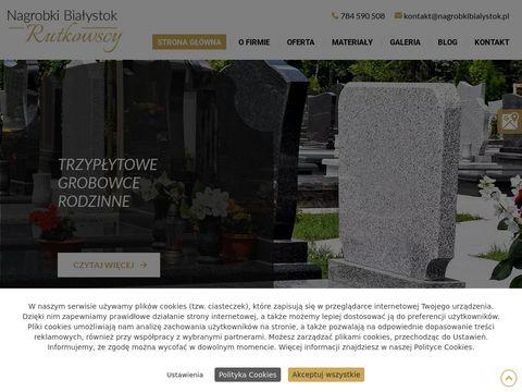 Nagrobkibialystok.pl
