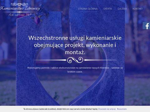 Nagrobki-wegorzewo.pl