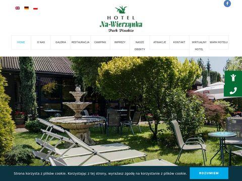 Nawierzynka.pl - hotel Wieliczka