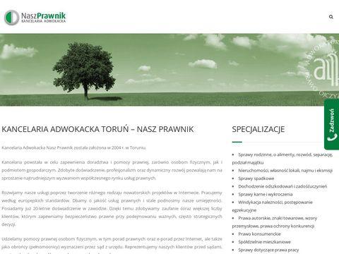 Kancelaria Nasz Prawnik Toruń
