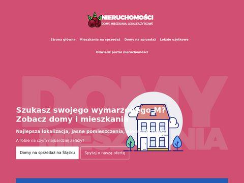 Nieruchomoscizorawina.pl
