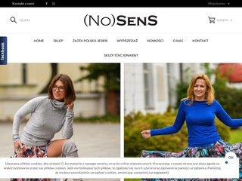 Nosens.pl ekskluzywne marki