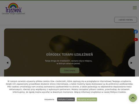 Osrodektrzezwosc.pl