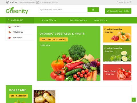 Organiczny Sklepik - zdrowa żywność
