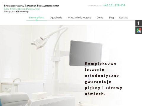 Ortodontaczestochowa.com.pl