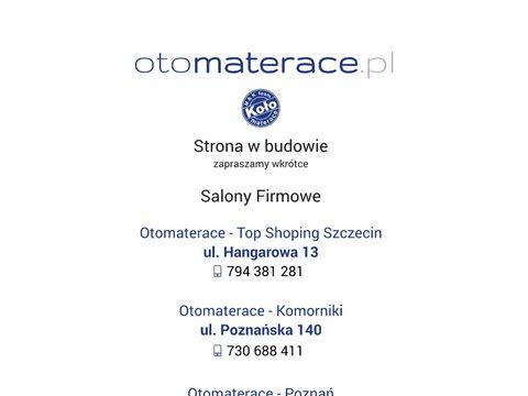Otomaterace.pl