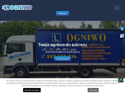 Ogniwo.net.pl kurs prawa jazdy