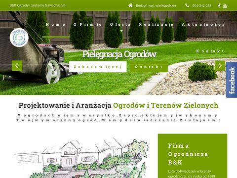 Systemy nawadniające Poznań