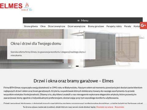 Oknadrzwi-elmes.pl