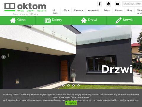 Oktom.com.pl montaż okien
