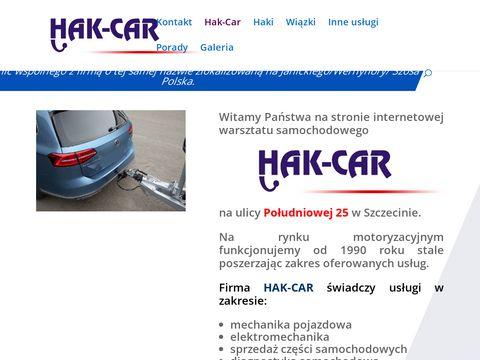 Hak-Car autonaprawa Szczecin